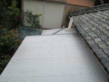 豊川市 M様邸 屋根カバー工法施工事例