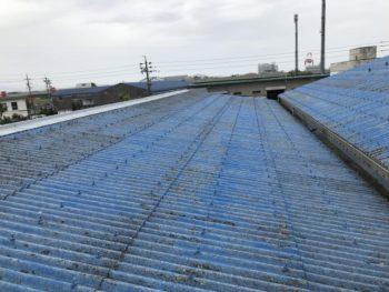 豊橋市 K社様 雨漏り補修施工事例